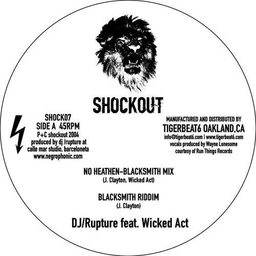 No Heathen by DJ Rupture