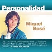 Personalidad de Miguel Bosé