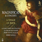Bach - Vivaldi: Magnificat & Concerti by Various Artists