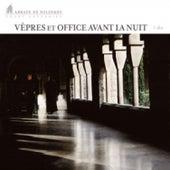 Vêpres et Office avant la nuit von Various Artists