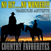 No Hit….No Wonder!!! - Country Favourites by Various Artists