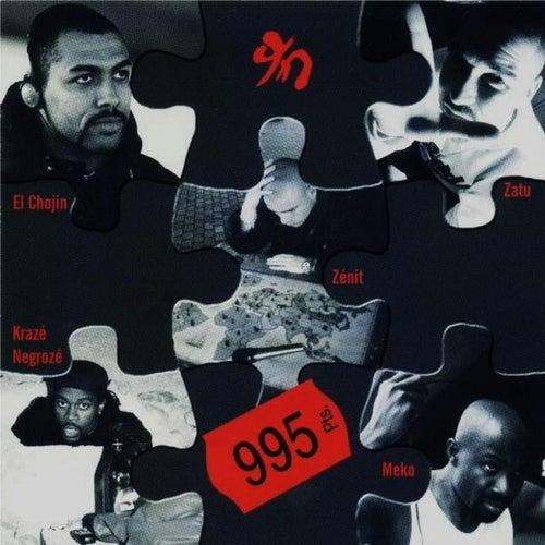 discografia 995 kompeticion