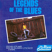 Legends of the Blues von Various Artists