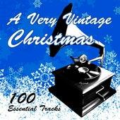 A Very Vintage Christmas (100 Essential Tracks) de Various Artists