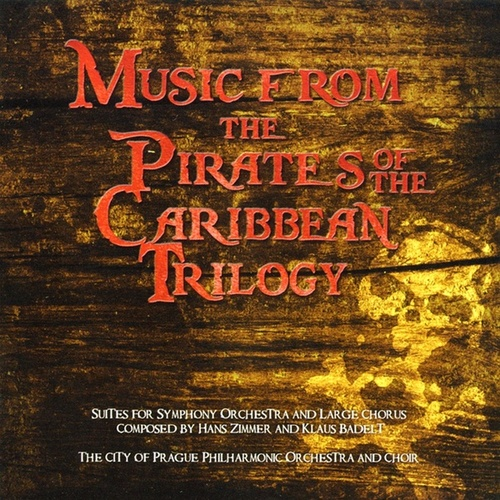Music From The Pirates Of The Caribbean Trilogy by City of Prague Philharmonic