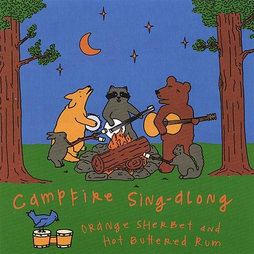 Campfire Sing-Along by Orange Sherbet