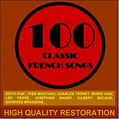 100 Classic French Songs by Various Artists