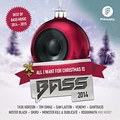 All I Want For Christmas Is Bass 2014 - 2015 (Best of EDM: Dubstep, Drumstep, Dnb, Electro, Trap) - EP van Various Artists