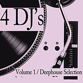 4 DJ's, Vol. 1 by Various Artists