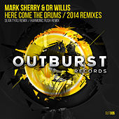 Here Come the Drums by Mark Sherry