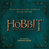 The Hobbit: The Battle Of The Five Armies - Original Motion Picture Soundtrack (Special Edition) di Howard Shore