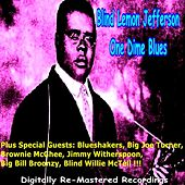 Blind Lemon Jefferson Plus Special Guests: One Dime Blues by Various Artists