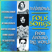 Traditional Folk Songs from Around the World de Various Artists