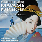 Giacomo Puccini: Madama Butterfly (1954) de Various Artists