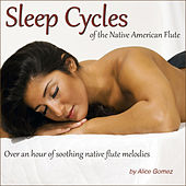 Sleep Cycles of the Native American Flute (Over an Hour of Soothing Native Flute Melodies) von Alice Gomez