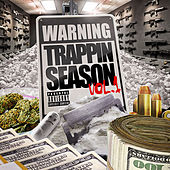 Warning: Trappin Season Vol. 1 von Various Artists