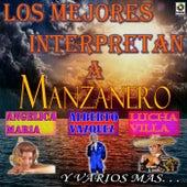 Los Mejores Interpretan a Manzanero by Various Artists