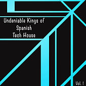 Undeniable Kings of Spanish Tech House, Vol. 1 de Various Artists