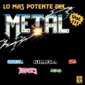Lo Más Potente del Metal, Vol. 3 by Various Artists