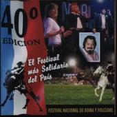 40° Edición Festival Nacional de Doma y Folclore Jesús María de Various Artists