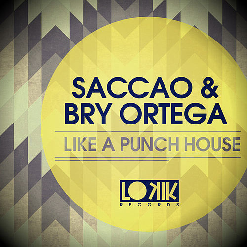 Like a Punch House de Bry Ortega