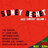 Rare Jazz Records - Sidney Bechet Jazz Concert, Vol. 1 de Claude Luter