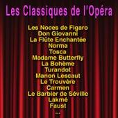 Les classiques de l'opéra von Various Artists