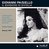 Paisiello: Il barbiere di Siviglia by Various Artists