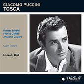 Puccini: Tosca (Live) by Various Artists
