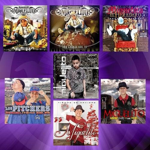 7 Albums by Miguelito