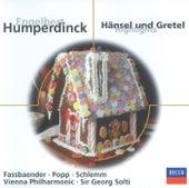 Humperdinck: Hansel und Gretel (2 CDs) by Lucia Popp