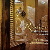 Rossini: Ariettes italiannes for voice and guitar by Silvia Vajente