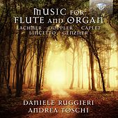 Music for Flute and Organ by Various Artists