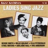 Ladies Sing Jazz by Various Artists