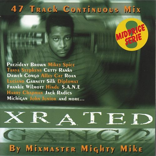 Xrated Gang 2 Continuous Mix (mighty Mike) by Various Artists