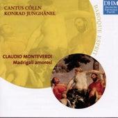 Madrigali Amorosi by Cantus Cölln