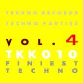 Techno Parties, Vol. 4 de Various Artists