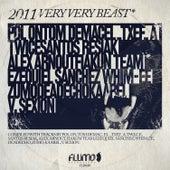 Flumo 030: 2011 Very Very Beast de Various Artists