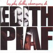 Piaf : les plus belles chansons by Edith Piaf