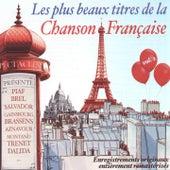 Les plus beaux titres de la chanson française, vol. 2 von Various Artists