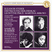 Barber: Knoxville Summer of 1915, Dover Beach, Hermit Songs, Andromache's Farewell by Various Artists