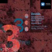 Dvorák: Symphonies 5 & 7-9 by Mariss Jansons