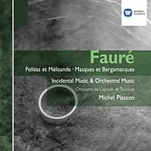 Fauré : Orchestral Works de Various Artists