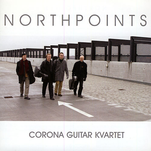 Northpoints by Corona Guitar Kvartet