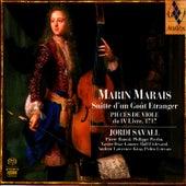Marin Marais: Suite D'Un Goût Etranger / Pièces De Viole Du IV Livre, 1717 de Jordi Savall