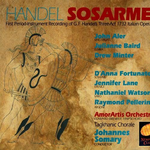 Handel: Sosarme by Various Artists