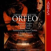 Bertoni: Orfeo by Ambrosian Opera Chorus