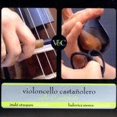 Violoncello Castañolero by Iñaki Etxepare