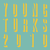 Young Turks 2010 de Various Artists