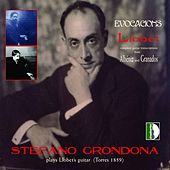 Miguel Llobet: Evocacions, Complete Guitar Transcriptions from Albéniz and Granados by Stefano Grondona